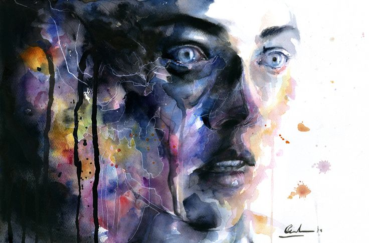 Frozen by agnes-cecile... she is by far my favorite artist atm.