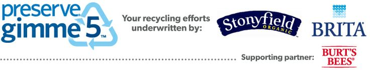 Recycle Brita filters