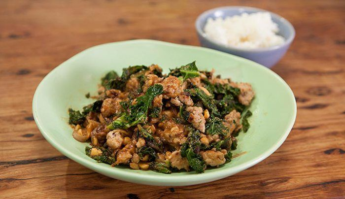how to make chicken mince in thermomix