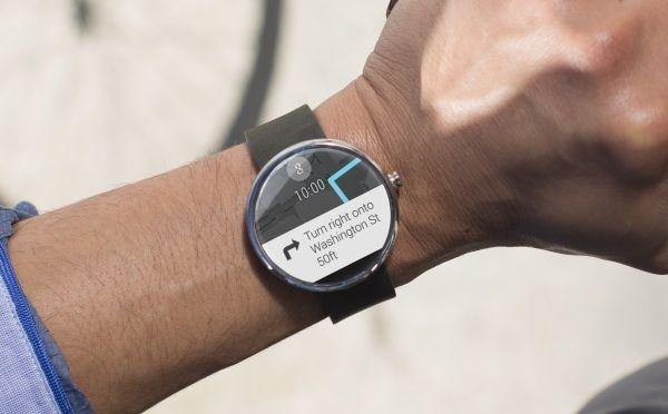 Moto 360: Así es el reloj inteligente de Motorola (vídeo)