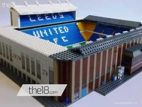 Lego Soccer Stadiums. #soccerstadiums #stadiums #lego