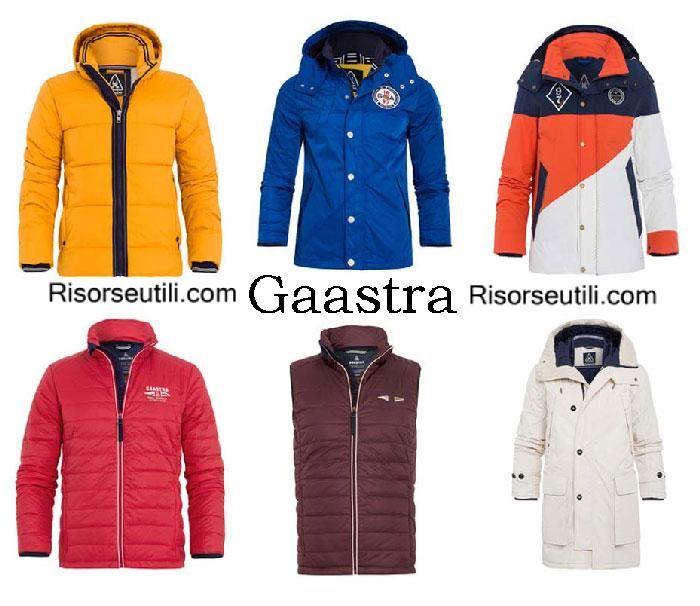 Jackets Gaastra fall winter 2016 2017 menswear