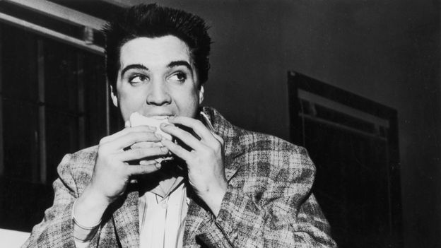 Happy Birthday Elvis!  You Left The Building Long Ago, But Your Food (And Music) Live On