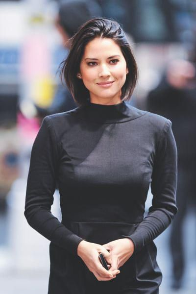 Olivia Munn is gorgeous                                                                                                                                                                                 More