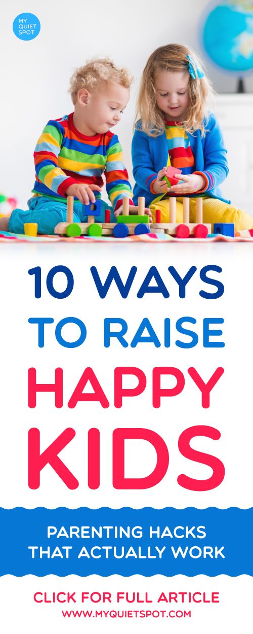 If you want to provide your child a happy and balanced childhood read these 10 tips to do so. Simple and effective ways to raise a happy child. | positive parenting | advice for moms| happy kids | #parenting #momlife #kids #happy