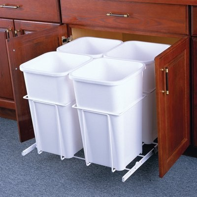 kitchen garbage can storage 50 best images about pralnia on trash bins 4904