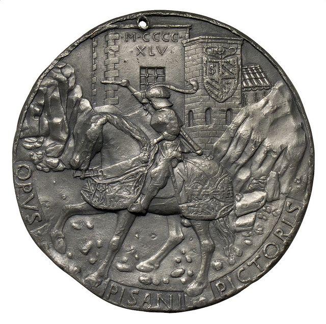 Pisanello - Medaglia di Sigismondo Pandolfo Malatesta