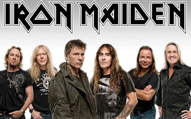 IRON MAIDEN's New Album Includes Song Inspired By ROBIN WILLIAMS