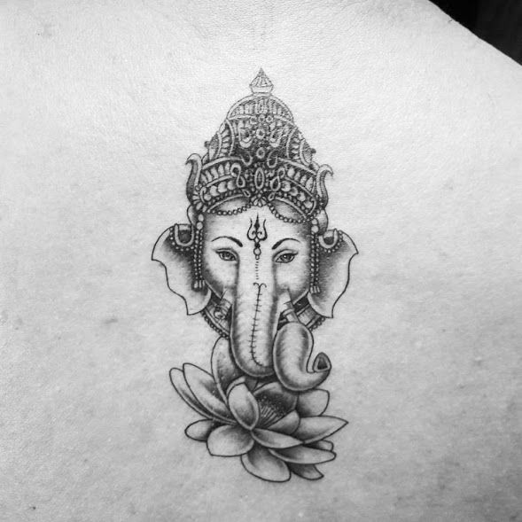 Tattoo Designs Ganesh: 7 Best Ganesha Images On Pinterest