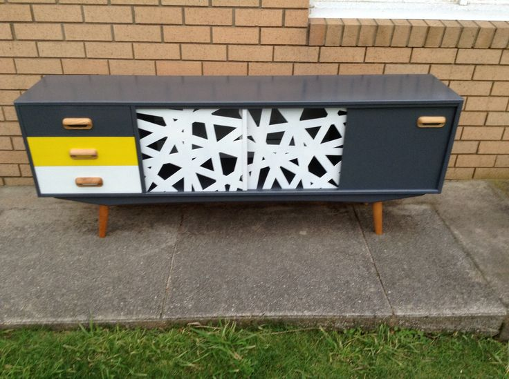 Image result for upcycled 60s furniture Coastal interiors