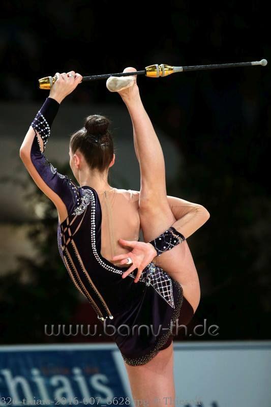 Ganna Rizatdinova (Ukraine), Grand Prix (Thiais) 2016