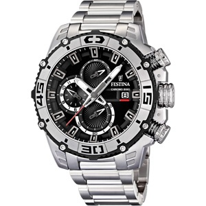 Montre Festina F16599-3 modèle chrono bike 2012 Tour de France