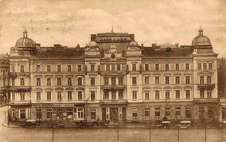Grand Hotel du Boulevard, Bucharest