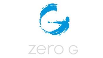 Zero G Logo Design  Designer Ref: logofaves.com/2010/07/zero-g/