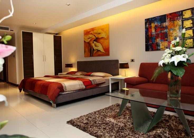 Small Appartment Design studio apartment | modern-studio-apartment-with-beautiful