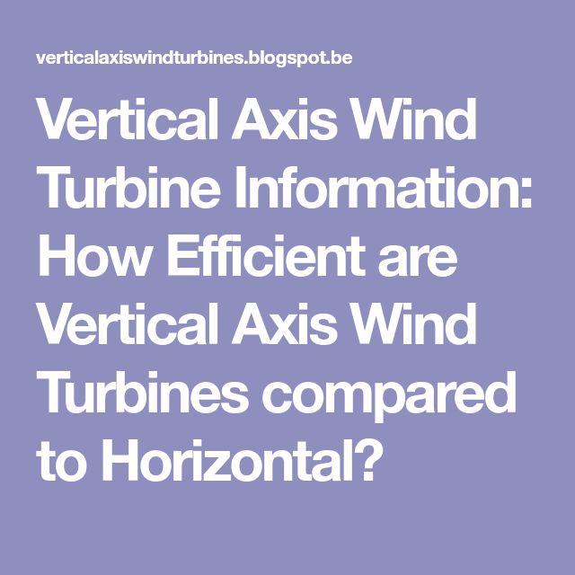vertical wind axis turbine pdf