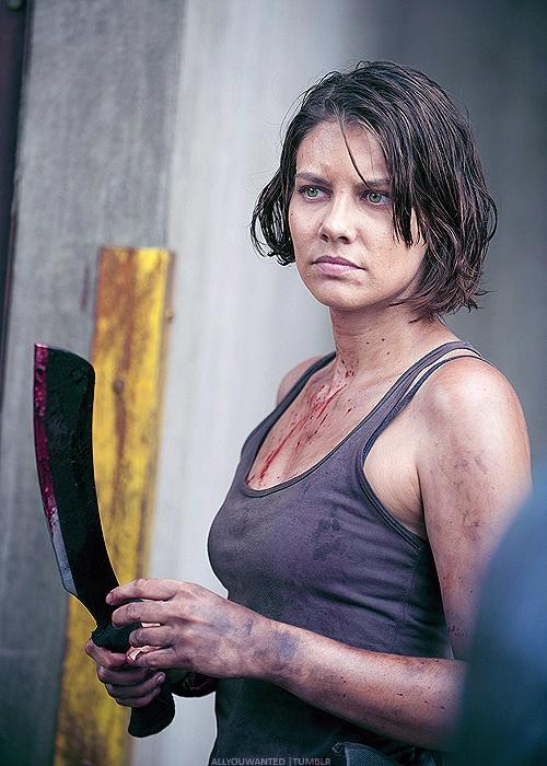 Lauren Cohan as Maggie Green in The Walking Dead | Maggie ...