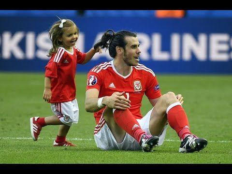 Euro Adorable pics of Gareth Bale & daughter melt hearts across the world