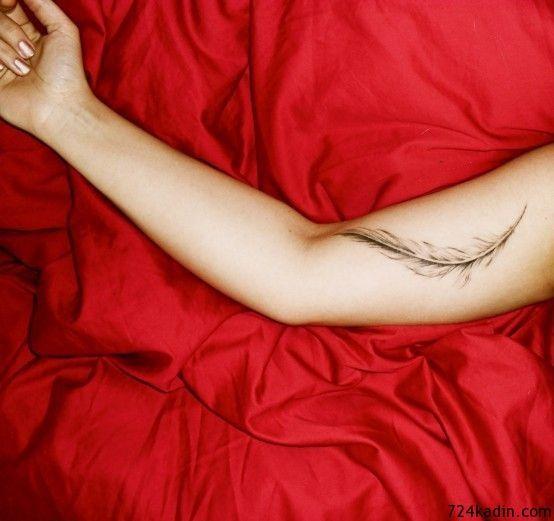 Feminen Tattoo (Kadınsı Dövmeler) | 7/24 Kadın | Kadınlar İçin Her Şey