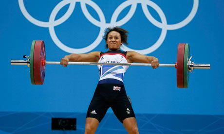 Great Britain's Zoe Smith: all you ever wanted to know about the slightly less high-profile sport of weightlifting