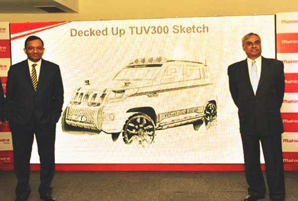 Mahindra TUV300 compact SUV  will placed between Quanto and Bolero will give the strong competition to Ford EcoSport