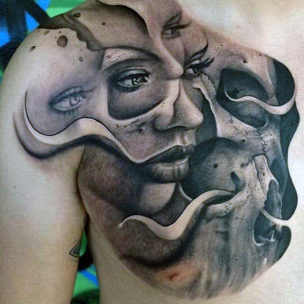 Awesome Tattoo Idea for men
