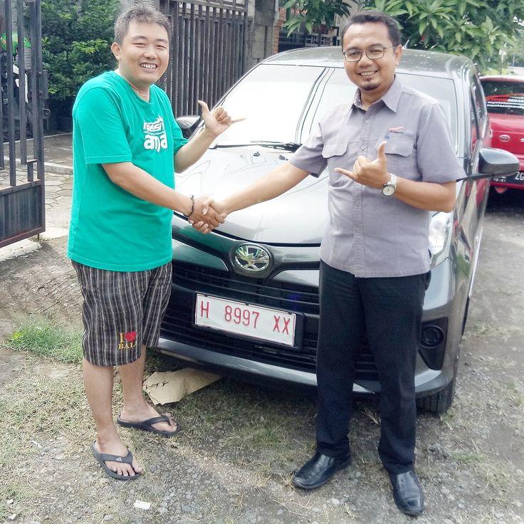 Terima kasih atas kepercayaan Keluarga Bapak Agus yang telah melakukan pembelian 1 unit Toyota Calya melalui ToyotaSemarang.com Semoga berkah untuk keluarga…...