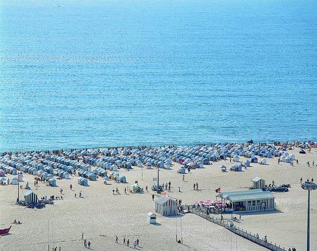 Praia da Claridade, Figueira da Foz by CCDR - Centro / Região Centro de Portugal, via Flickr