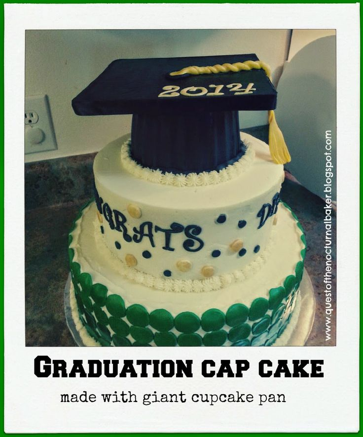 Simple Cake Designs For Graduation : Pinterest: Discover and save creative ideas