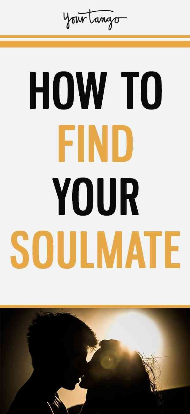 4 steps to take to find your soulmate. #findingyoursoulmate