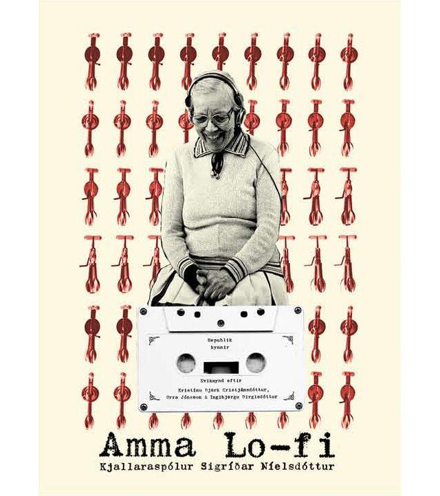 Amma Lo-Fi(ローファイおばあちゃん)と呼ばれたアイスランドの宅録家Sigriour Nielsdottirのドキュメンタリー・フィルム&ベスト・アルバムが3月にリリース