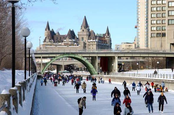 Ottawa, Ontario...Many Many Times