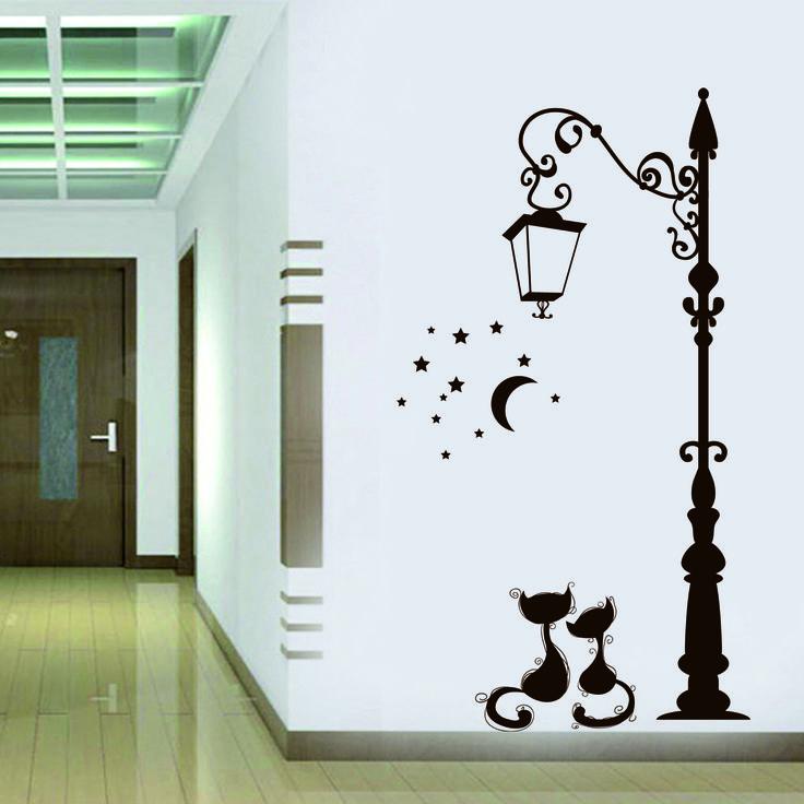 Рисунки карандашом прикольные цветы на стене в прихожей, уроки