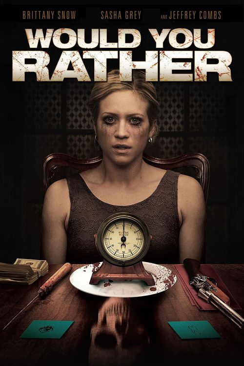 Watch Would You Rather 2012 Full Movie Online Free