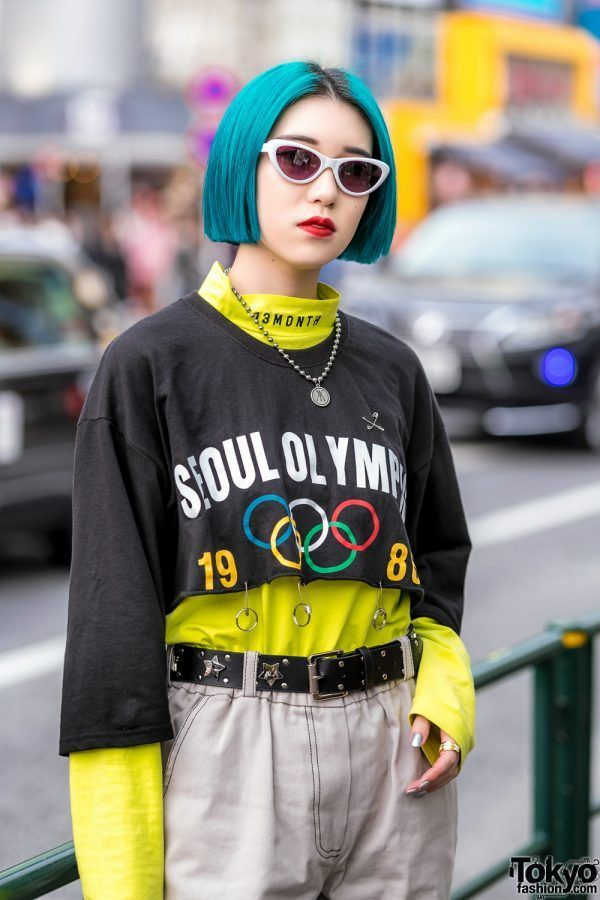 Harajuku Boys & Girls Handmade & Vintage Designer Street Styles | Tokyo Fashion …