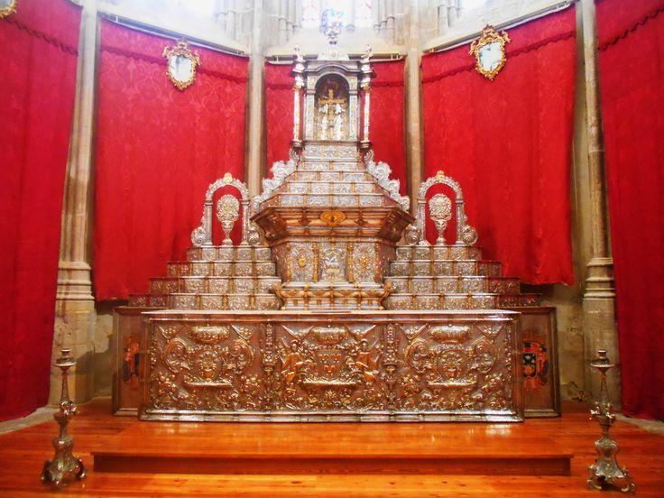 Capilla del Altar de Plata o del Monumento. Catedral