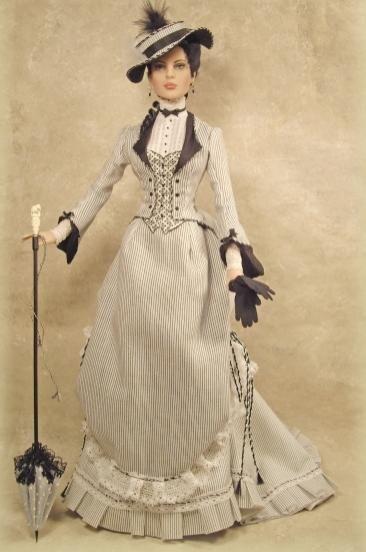 Phillipa (Victorian era) ..... Crawford Manor - Custom made Dolls