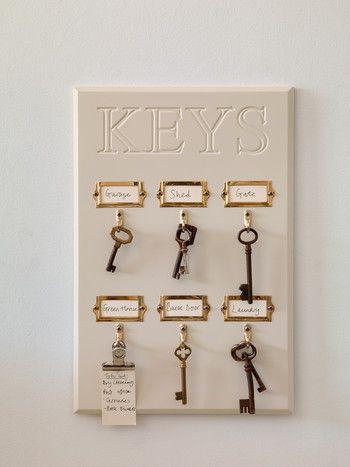Key holder - The Dormy House