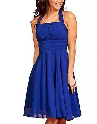 12, Royal Blue, MY EVENING DRESS Women's Samantha NEW