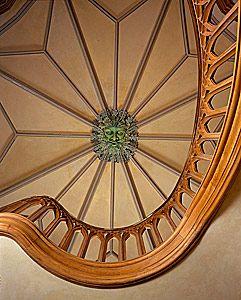 Windsor Castle - the Stuart Staircase