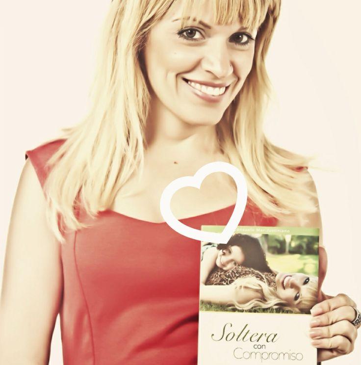 """Este día de San Valentín, regala el libro """"Soltera con Compromiso"""" y haz a un lector feliz. Disponible en Libros AC, K&L Book, The Bookmark, La Tertulia VSJ, tiendas Walmart y a través de mi página."""