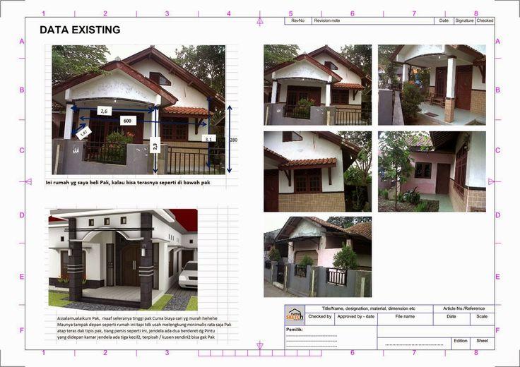 rumahSKETCH.com: Konsultasi : Merubah Penampilan Rumah Untuk Dijual Kembali