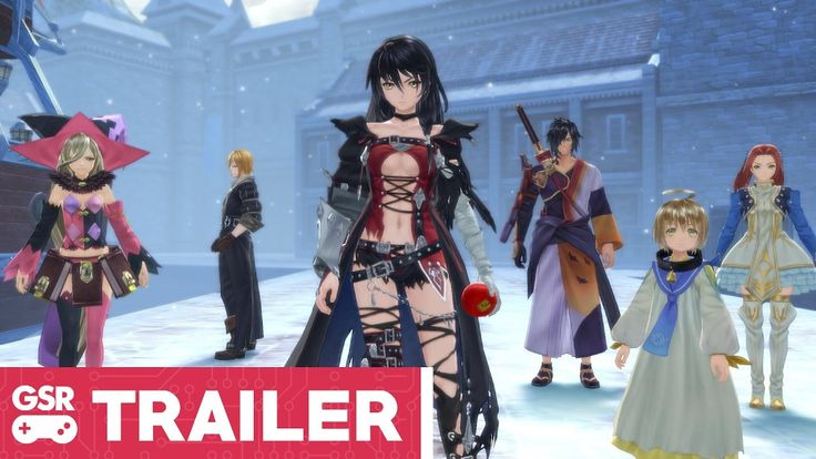 Tales of Berseria – Official Trailer | PS4, Steam #gaming #talesofberseria #gamer #gametrailer #trailer #ps4 #pc
