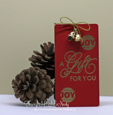 25 Days of Christmas Tags - Day 23