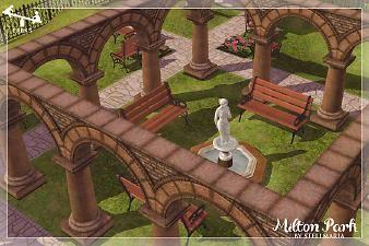 Mod The Sims - Milton Park (NO CC)