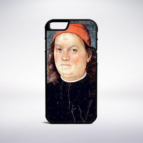 Pietro Perugino - Self-Portrait Phone Case – Muse Phone Cases