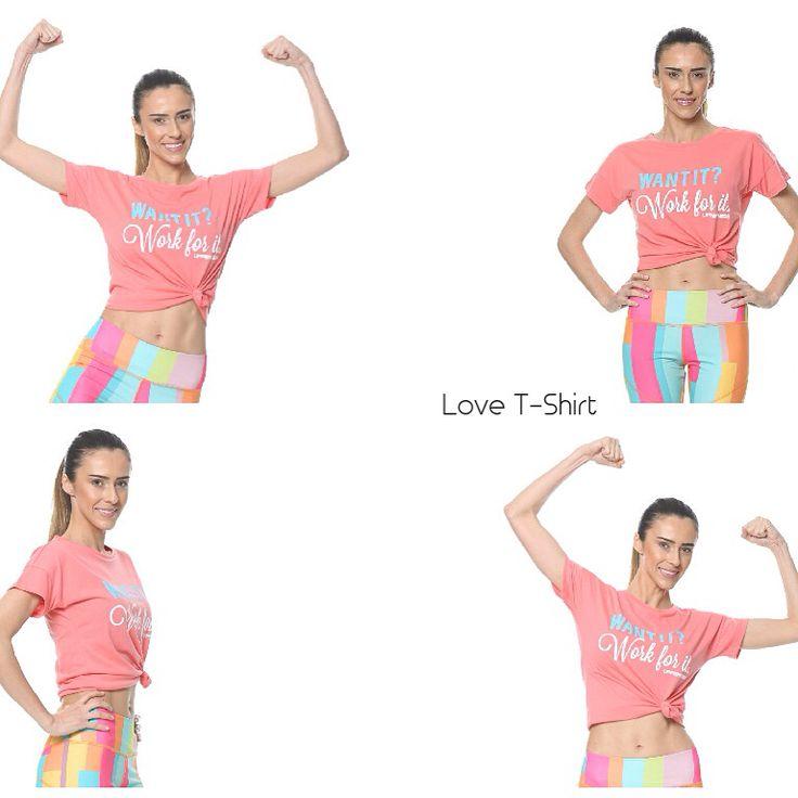 Love T-shirt ile renklendir hayatını...   https://www.upperness.com