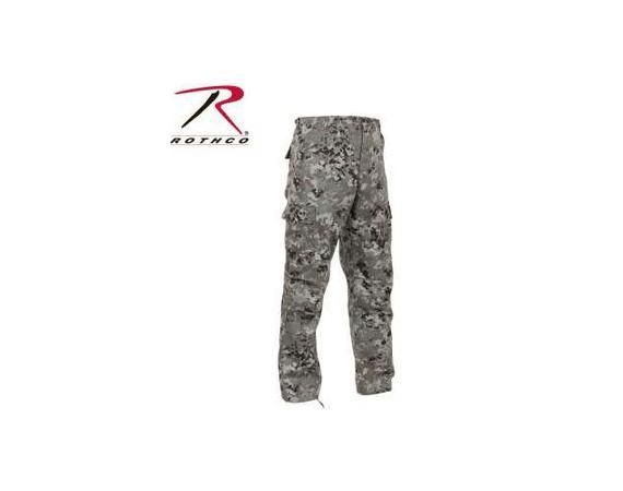 Total Terrain Camo BDU Pants | Vermont's Barre Army Navy Store