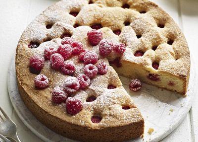 Raspberry Torte2