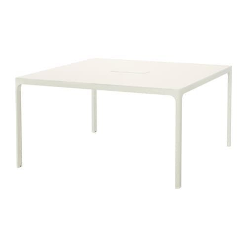 Bekant Conference Table White Ikea Fco Office In 2018 Pinterest